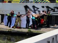 Kind dat in Haagse Trekvliet viel, is overleden: 'Noodlottig ongeval'