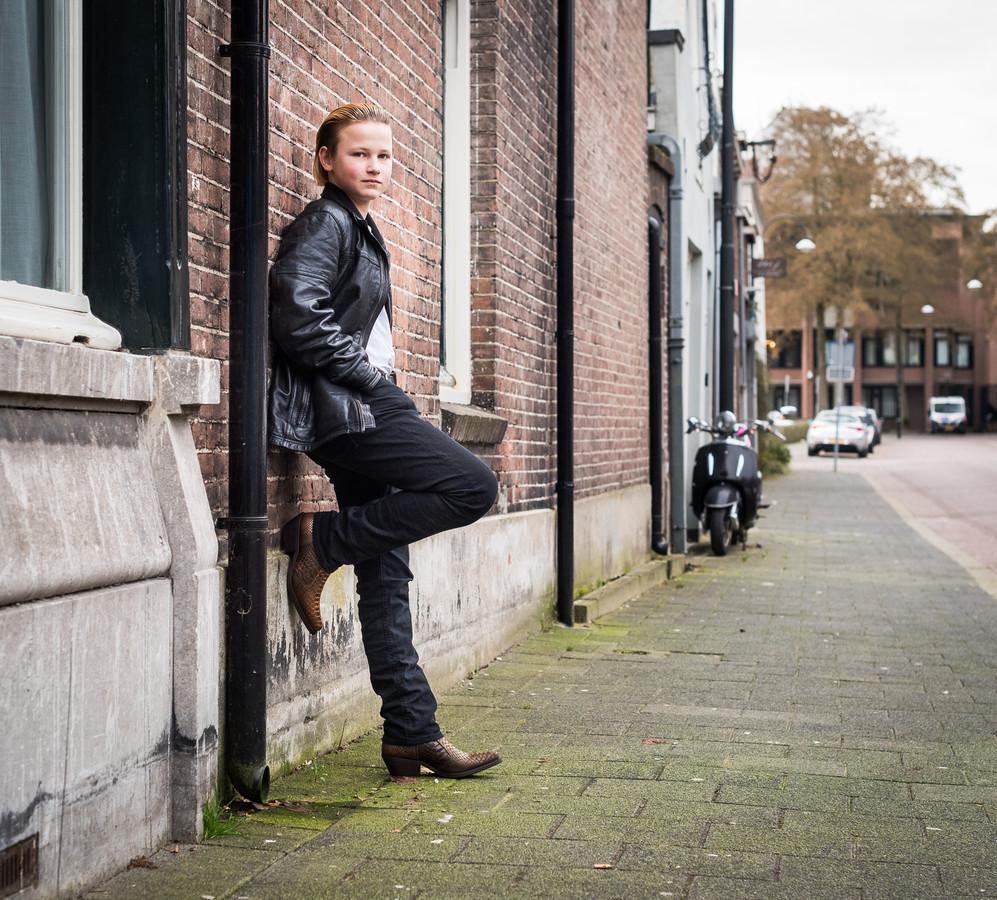 Jovanny Jan Alderliesten is groot fan van de serie Flodder.