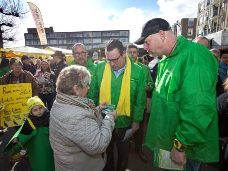 Lokale partijen moeten op jacht naar geld, maar hoe komen ze daaraan? 'We doen het met een krappe kas'