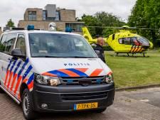 Traumahelikopter landt in woonwijk Oosterhout: kind naar ziekenhuis