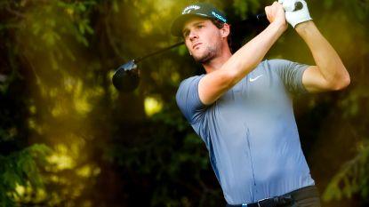Thomas Pieters knap vierde na eerste ronde Oman Open golf