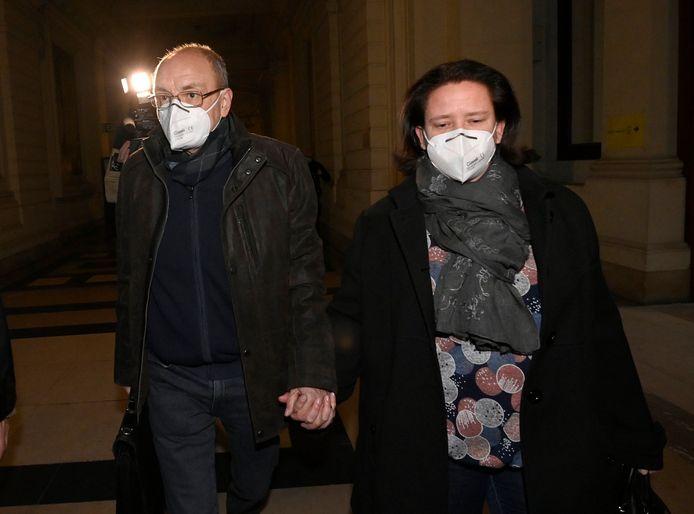 Christian Van Eycken en zijn vrouw Sylvia Boigelot riskeren nu 25 jaar cel.