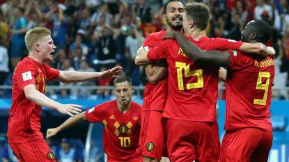 Een match voor de geschiedenisboeken! Duivels in onwaarschijnlijke thriller van 0-2 naar 3-2 en in kwartfinale tegen Brazilië