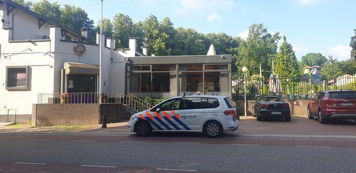 De politie doet onderzoek naar de overval.