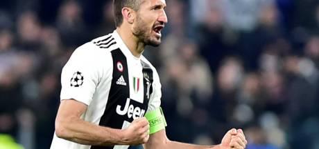 Giorgio Chiellini deux ans de plus à la Juventus