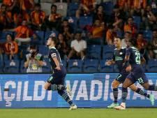 Van Ginkel tevreden met optreden van PSV: 'We moesten scherp zijn en waren dat ook'
