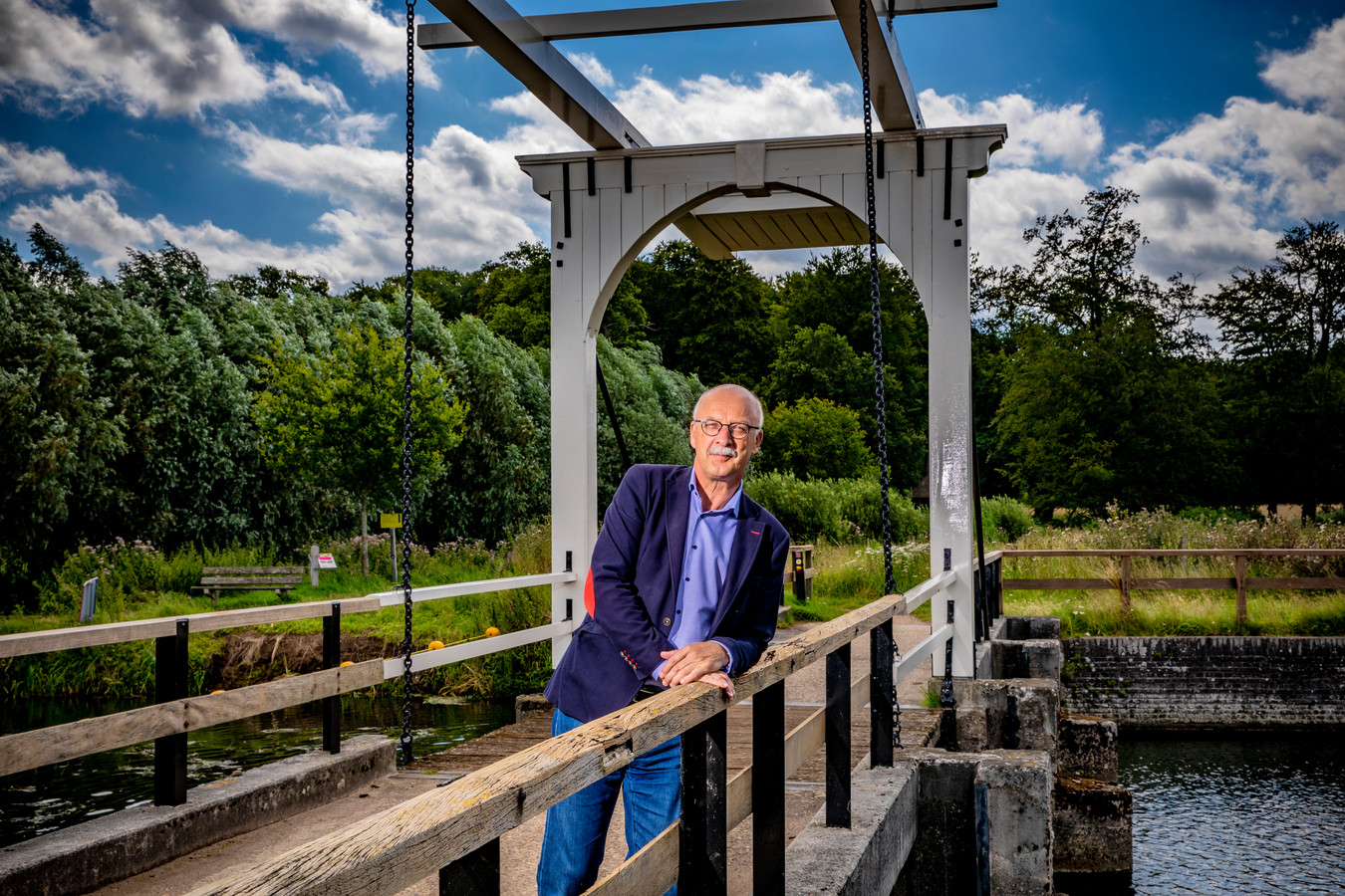 Crisisexpert Gert Jan Ludden.