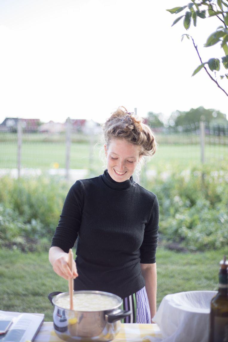 null Beeld Mathilde's kaas