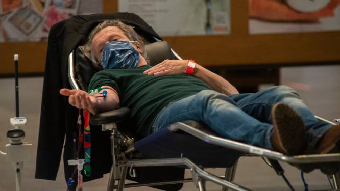 Rode Kruis-Vlaanderen zoekt nieuwe bloeddonoren