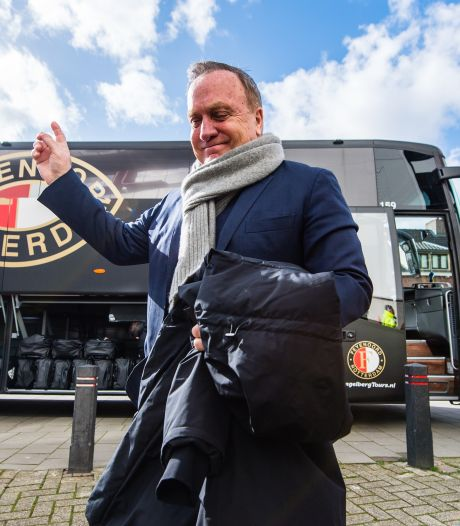 Advocaat blijft bij Feyenoord: 'Enorm veel zin om door te gaan'
