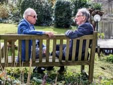 Oude buurjongens zien elkaar na bijna 70 jaar weer terug: 'Die wens is altijd gebleven'