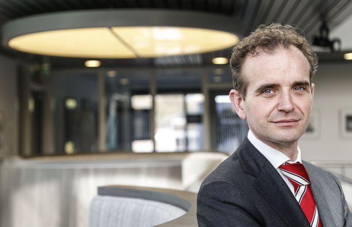 Mark Slinkman, burgemeester van Berg en Dal.