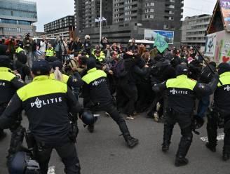 Grote verontwaardiging over optreden politie bij woonprotest: 'Absurd, verwerpelijk en gewelddadig'