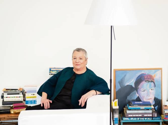 """Gerdi Esch (78), moeder van de Belgische mode, over haar leven en carrière: """"Ik zie de Antwerpse Zes nog af en toe. Die ontmoetingen zijn hartelijk, maar de afstand is groter"""""""