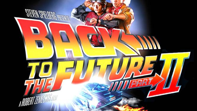 Hoe goed voorspelde 'Back to the Future' ons leven?