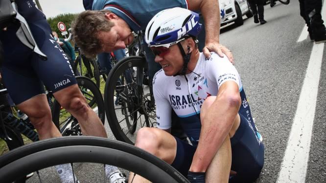Slechts zes renners staan onder Froome in het Tourklassement en ineens juichen de Fransen hem toe