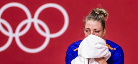 Bitter afscheid voor Nycke Groot met vernedering tegen Fransen: 'Je gunt haar een ander einde'