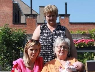 Romy is vierde dame op rij: viergeslacht voor Jeannine Philips