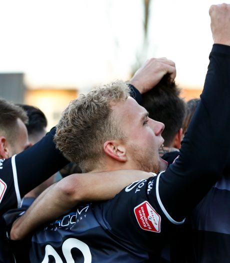 FC Den Bosch boekt achtste zege op rij en evenaart eigen clubrecord