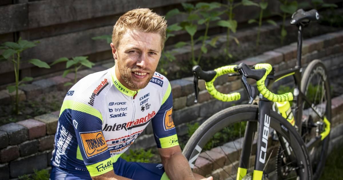 Wielrenner Maurits Lammertink ernstig gewond na ongeluk in Hengelo.