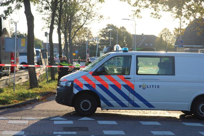 Dode gevonden op straat in Naaldwijk.