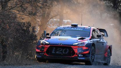 Neuville sluit derde dag in Rally van Monte Carlo af op minder dan vijf seconden van leider Ogier