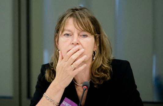 Kinderombudsvrouw Margrite Kalverboer.