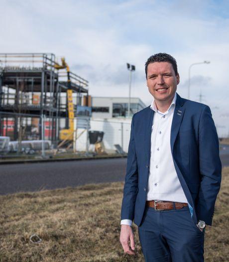 Hof reageert niet op zoekgebieden voor windmolens in buurgemeente Borne