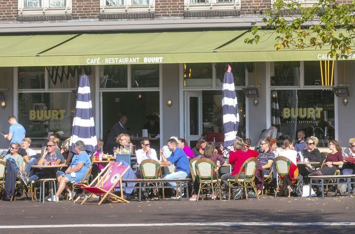 Café Buurt in Den Bosch