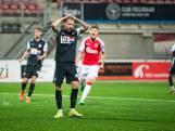 Meters toiletpapier, een horloge, maar geen punt voor FC Eindhoven bij MVV: 'Normaal schiet ik naar links'