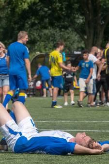 SVP degradeert naar vierde klasse na nederlaag tegen Barneveld