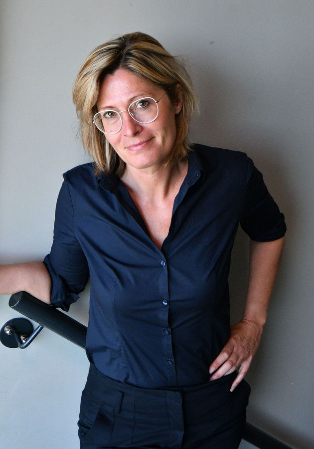 Martha Riemsma, hoofdredacteur De Twentsche Courant Tubantia.