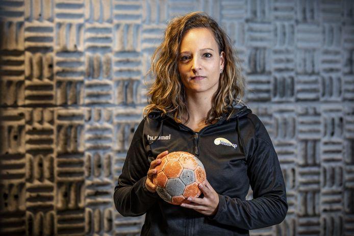 Trainster Nicole Wielens begint bij Hacol'90 aan haar derde seizoen.