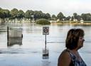 De hevige regenval en overstromingen in Noord-Limburg hebben voor veel schade gezorgd.