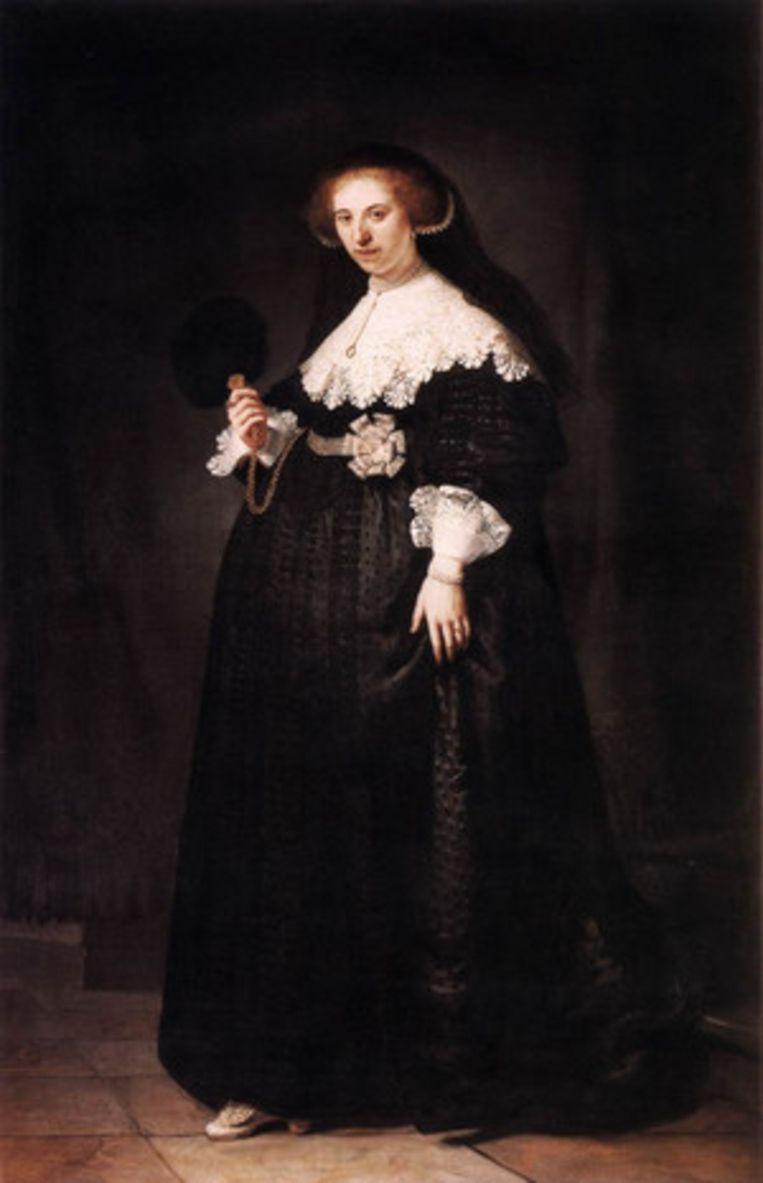 null Beeld Rembrandt