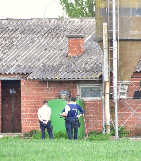 Drame à Geluwe: un agriculteur de 46 ans retrouvé mort dans une porcherie