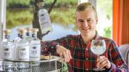 """Student-ondernemer (23) brengt alcoholvrije gin op de markt: """"Gezond én lekker alternatief voor grote broertje"""""""