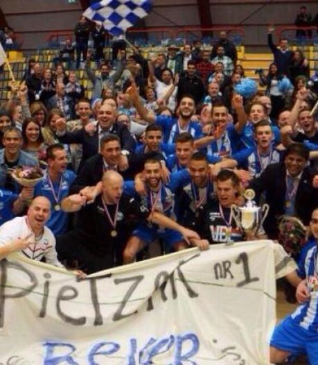 Zaalvoetballers FC Eindhoven willen revival bekronen met eerste prijs in vier jaar tijd