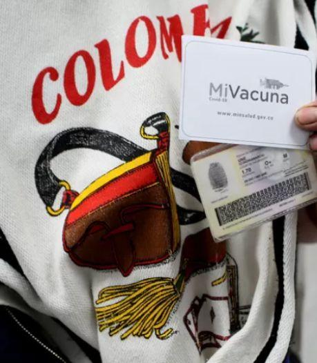 Une municipalité colombienne impose un confinement aux non-vaccinés