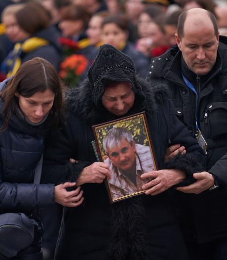 Oekraïens vliegtuig met twee raketten uit de lucht geschoten