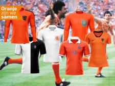 Stem nu op het mooiste shirt van Oranje en win