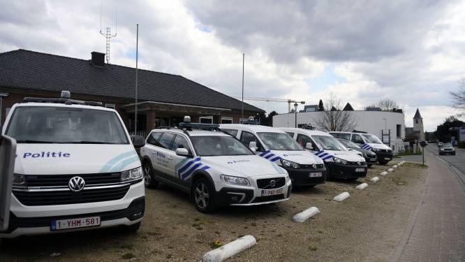 Controles op vrachtwagens in de schoolomgeving in Lubbeek