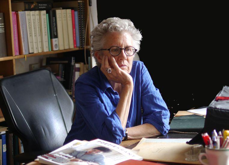 Filmmaker Annette Apon. Beeld