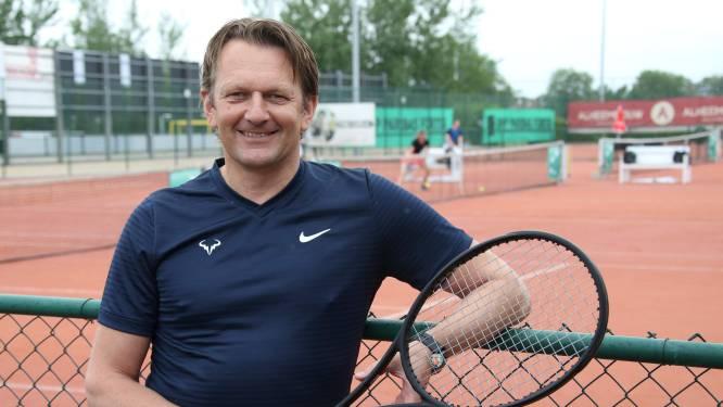 "Giovanni Nowé (TC Rumbeke): ""Super om opnieuw toernooiplezier te beleven"""