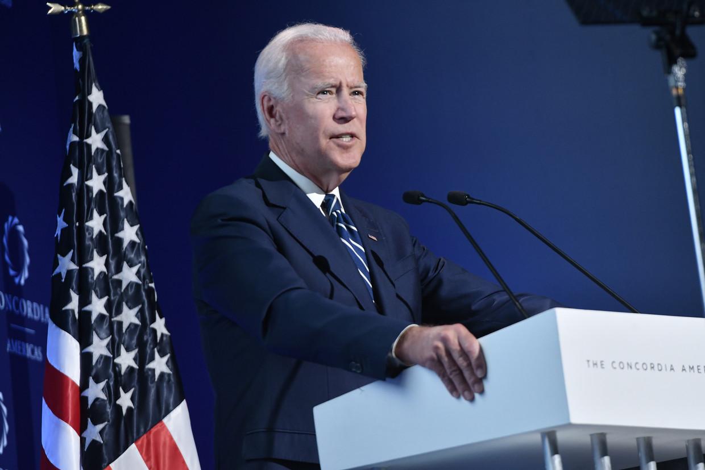 Joe Biden Beeld Getty Images for Concordia Ameri