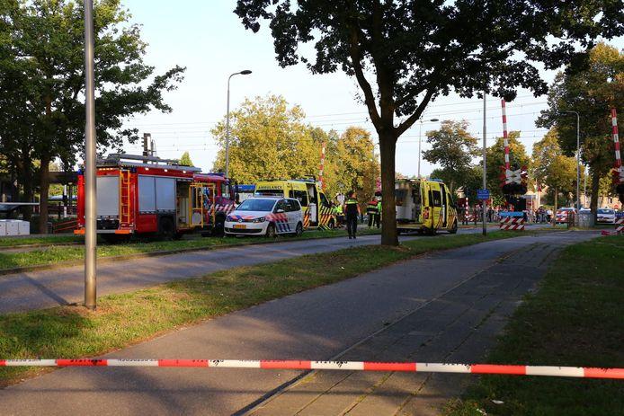 Bij het ongeval in Oss zijn zwaargewonden en meerdere doden gevallen