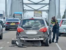 Verkeer loopt vast in centrum van Arnhem door twee ongelukken
