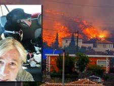 Jacqueline en Otto wonen op La Palma: 'De herrie is indrukwekkend. Dat gerommel gaat maar door'