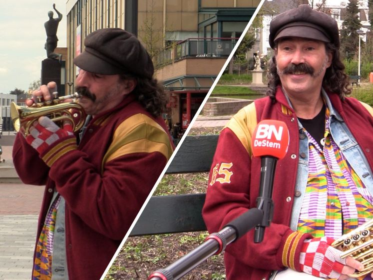 Getetter van Roosendaalse trompetter zorgt voor overlast: trompet voor de vijfde keer afgepakt
