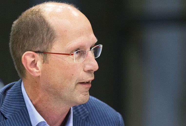 NTR-baas Paul Römer. Beeld anp